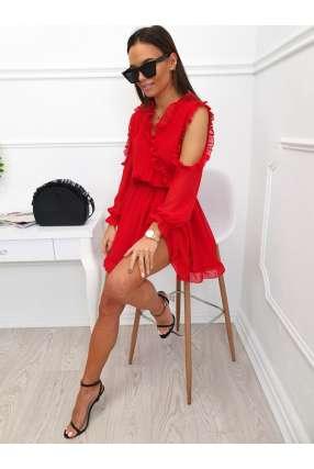CC463 Sukienka BOLONIA Beige