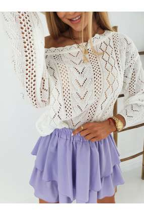 copy of LL82 Sweter Oversize V Pink