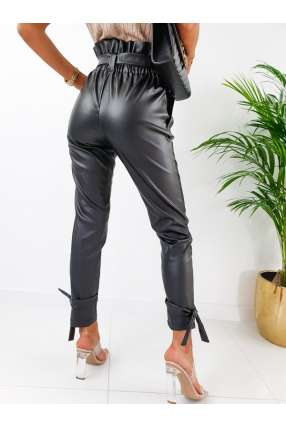 copy of LL93 Spodnie Elegant Black Leather