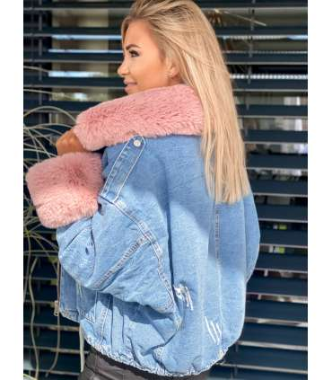 copy of K145 Katana Estilo Jeans Futro Grey