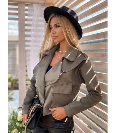 copy of K872 Kurtka Ramoneska ala Zara + pasek Black