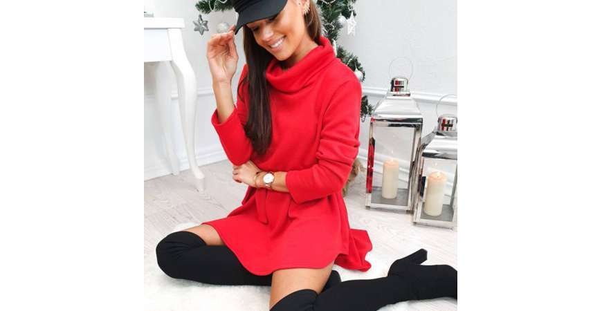 Dlaczego warto nosić czerwień?