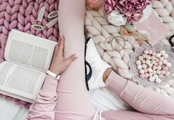 Kolejna stylizacja z serii puder pink rządzi :)